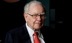 Portrait de Warren Buffett